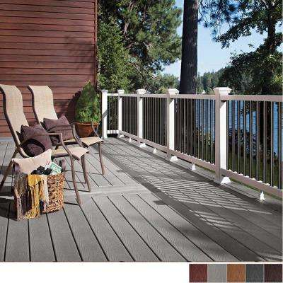 Trex Decking Lumber Composites The Home Depot