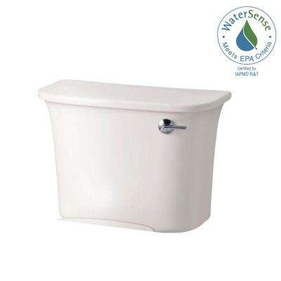 Stinson 1.28 GPF Single Flush Toilet Tank Only in Biscuit