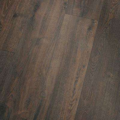 XP Hudson Brown Oak 10 mm Thick x 7-1/2 in. Wide x 47-1/4 in. Length Laminate Flooring (1079.65 sq. ft./pallet)