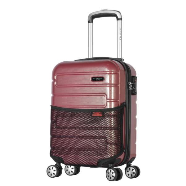 Olympia USA Nema 18 in. Rose Under the Seat Carry-On PC