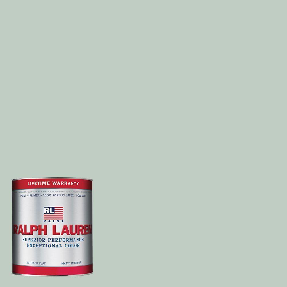 Ralph Lauren 1-qt. Pale Cap Flat Interior Paint