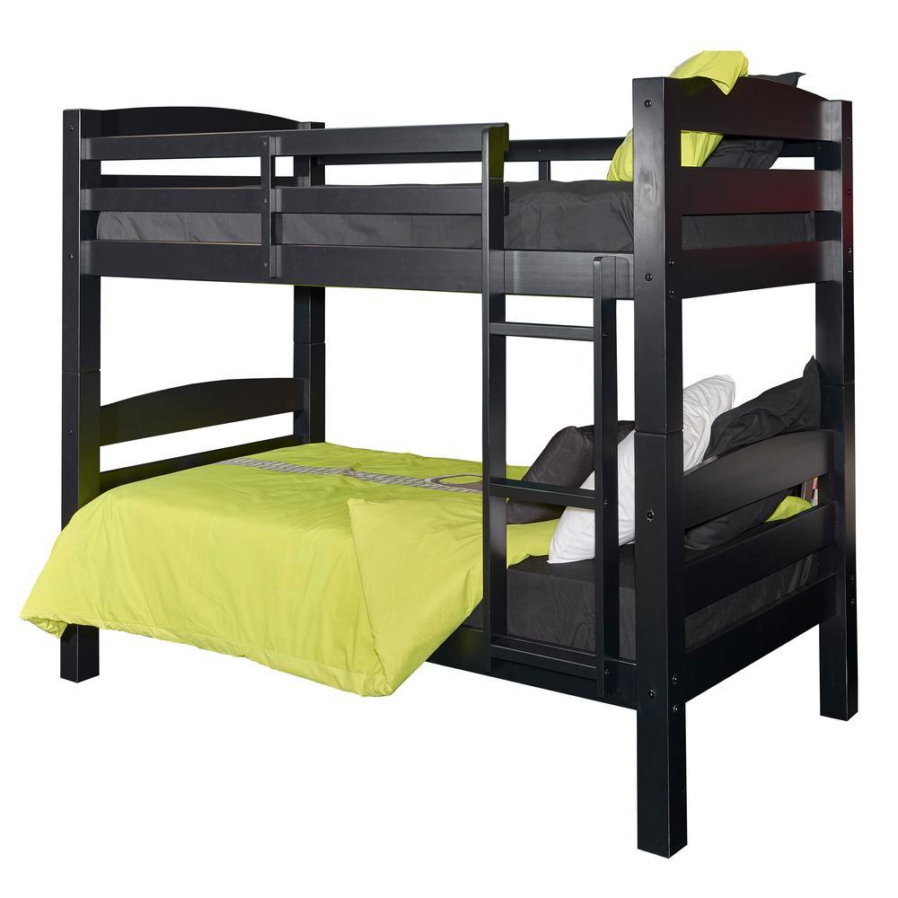 Sanders Bunk Bed Black