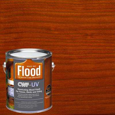 1 gal. Redwood Transparent CWF-UV Penetrating Exterior Wood Stain
