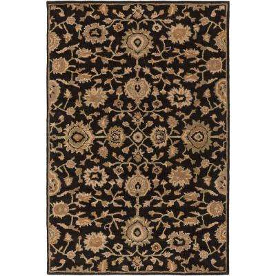 Origin Abigail Black 9 ft. x 12 ft. Indoor Area Rug