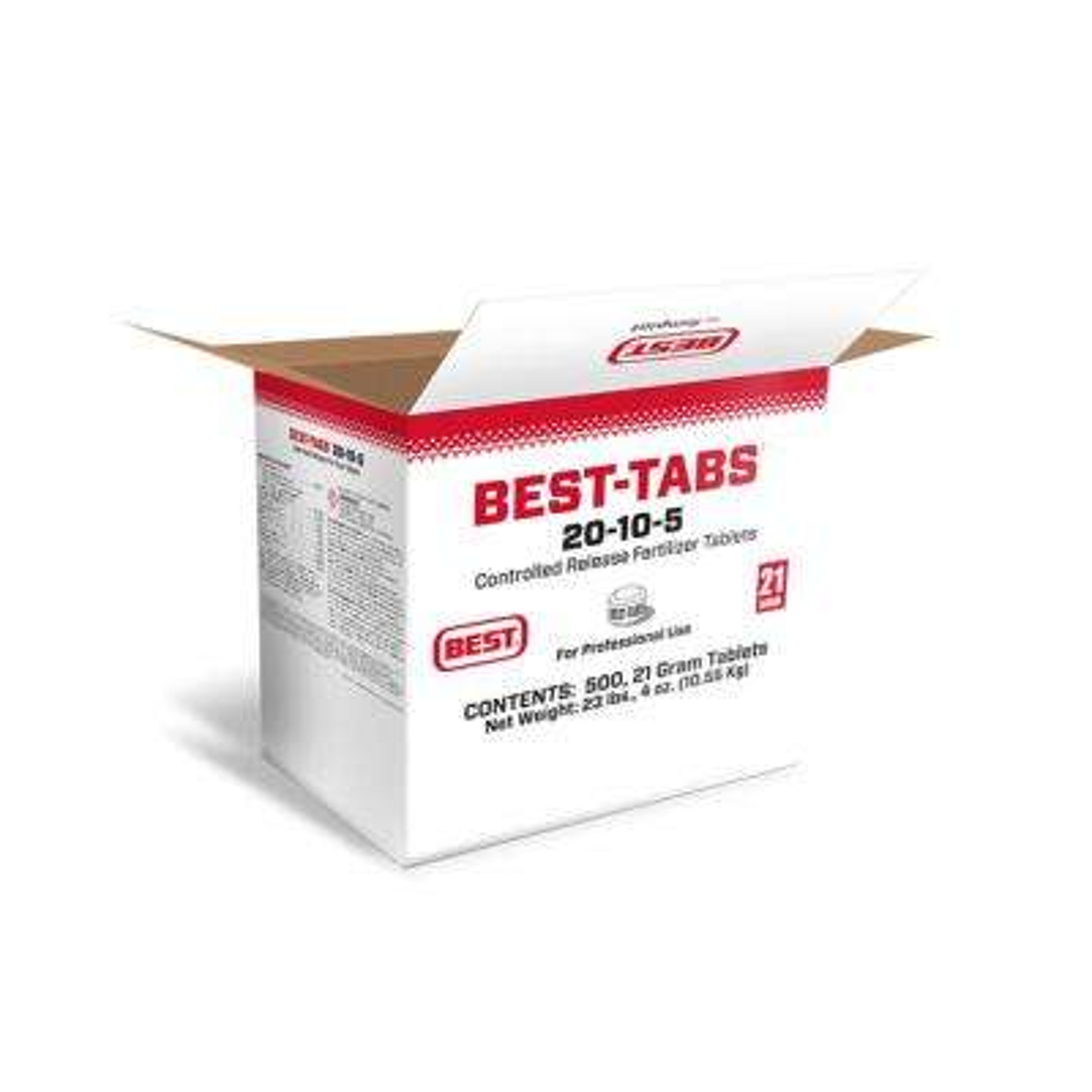 23 lbs. 20-10-5 Fertilizer Tablets