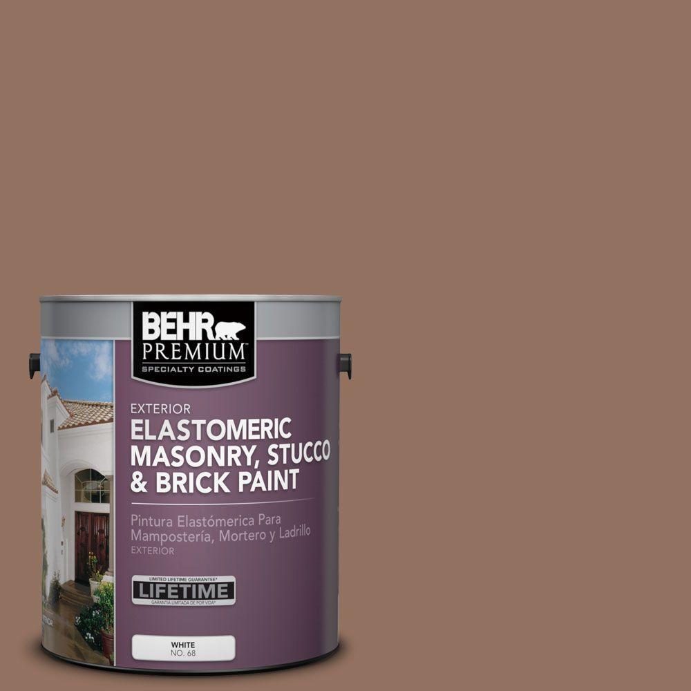 1 gal. #MS-12 Rio Bravo Elastomeric Masonry, Stucco and Brick Paint