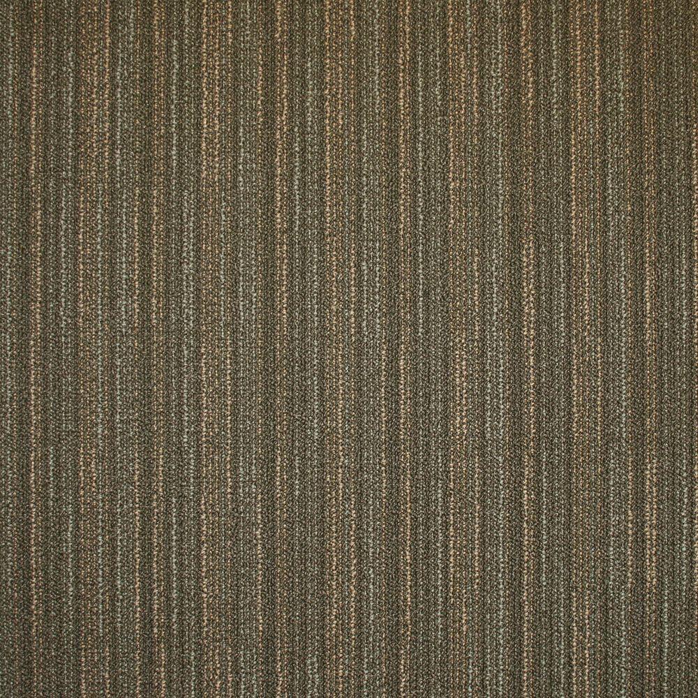 Broadway Jade Loop 19.7 in. x 19.7 in. Carpet Tile (20 Pieces/Case)