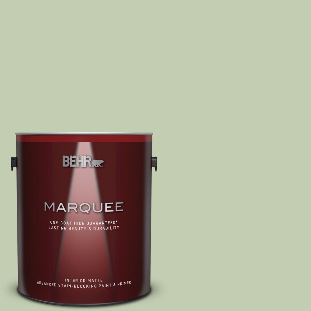 Behr Marquee 1 Gal M380 3 Growing Season One Coat Hide Matte
