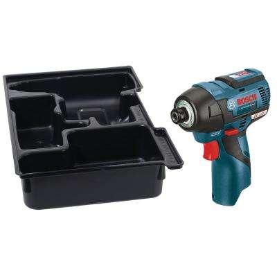 12-Volt MAX Cordless 1/4 in. Impact Driver (Bare Tool)