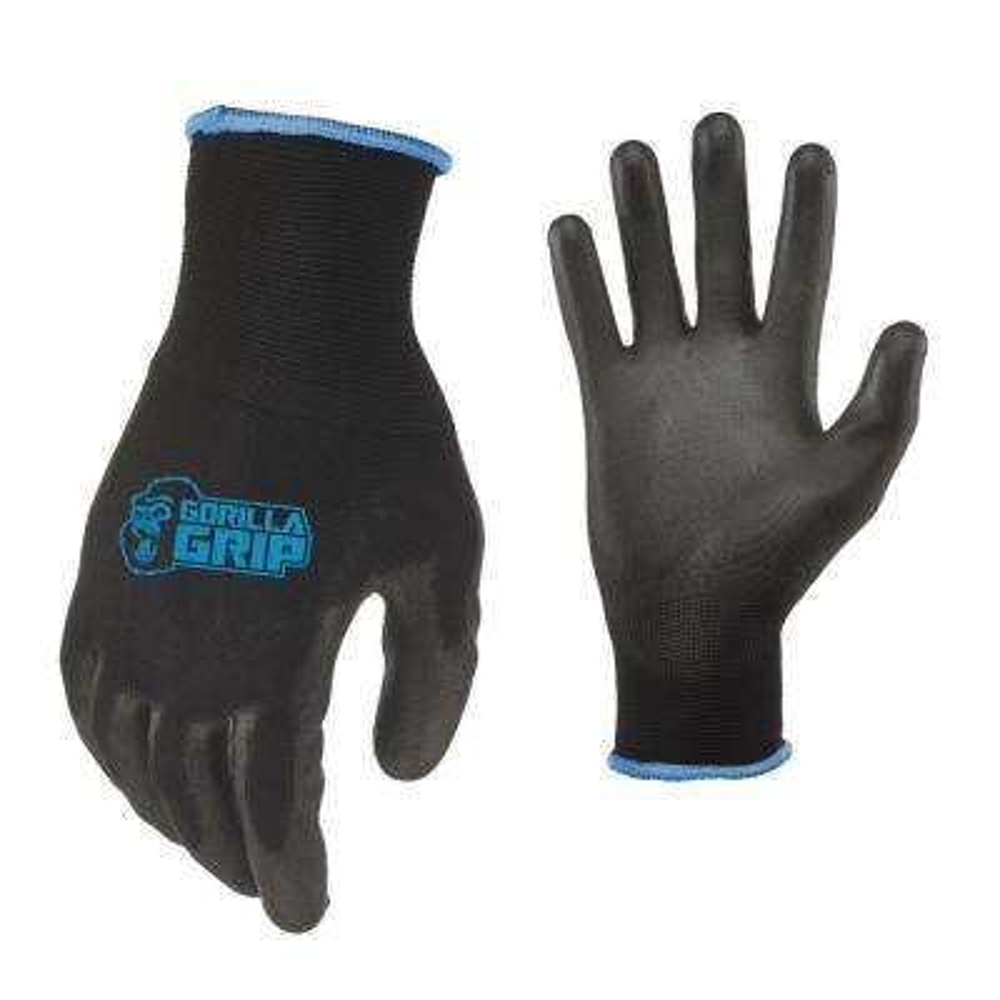 Gorilla Grip Large Gloves (3-Pair)