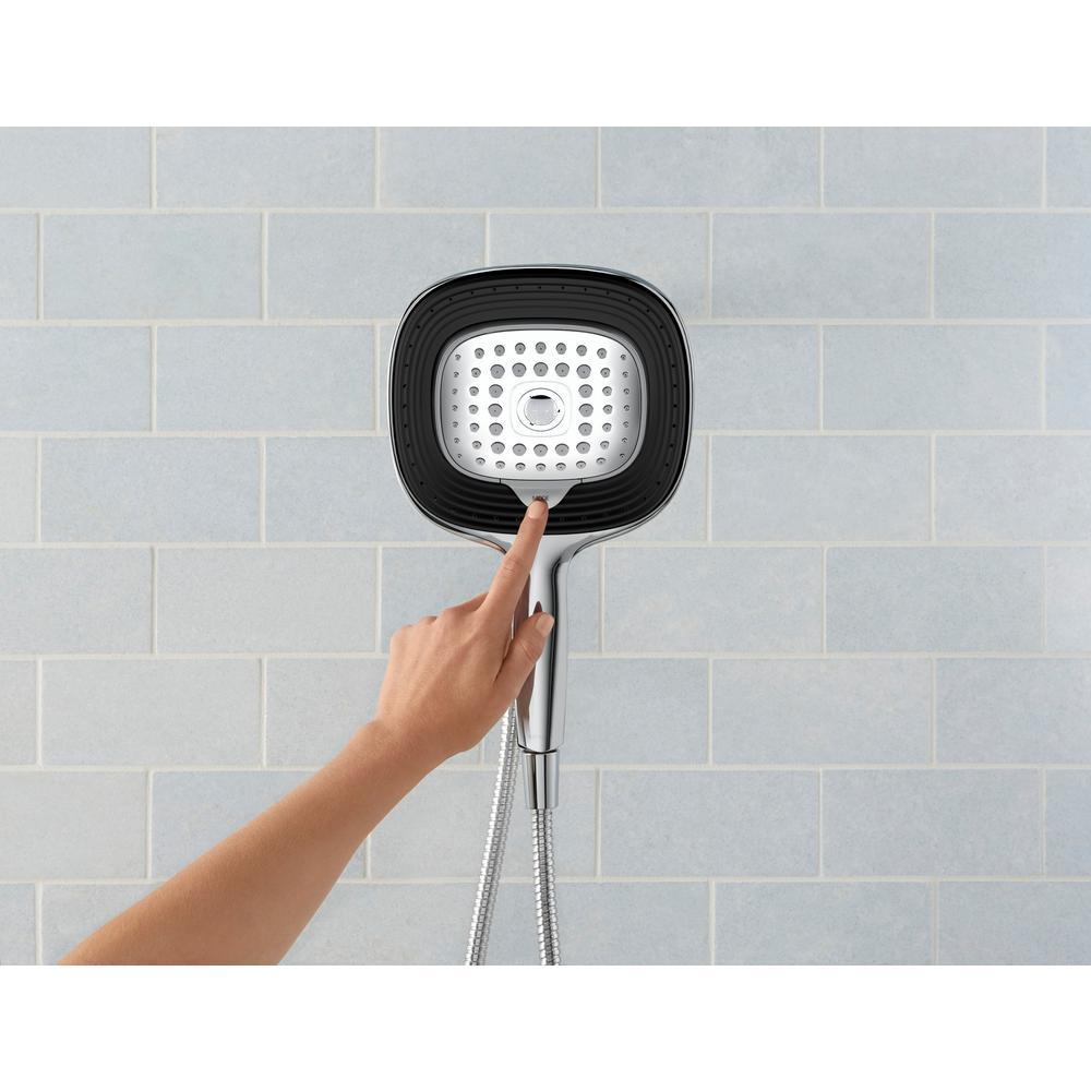 Kohler Converge 7-in Chrome WaterSense Showerhead w/Hand Shower Deals