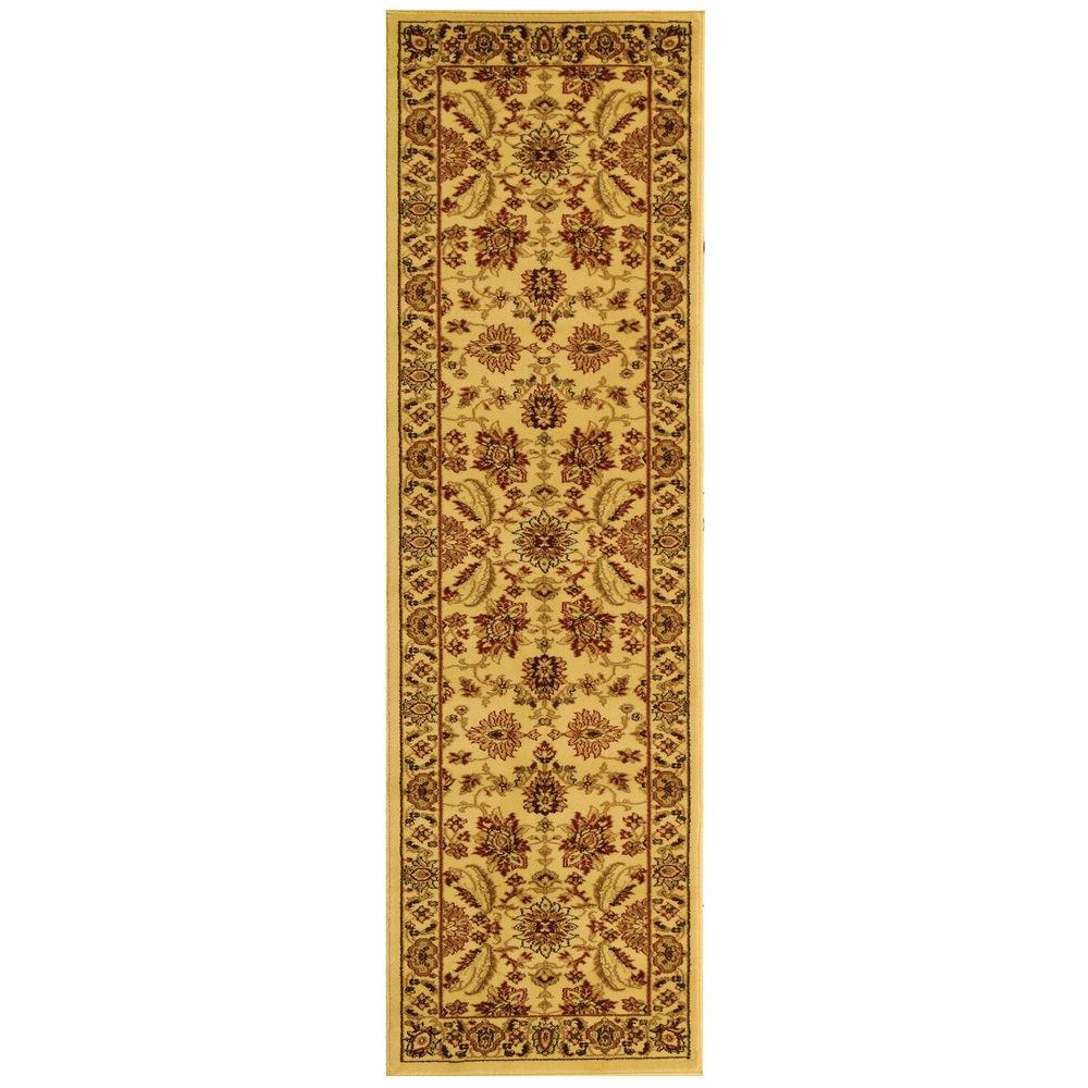 Lyndhurst Ivory 2 ft. 3 in. x 6 ft. Runner