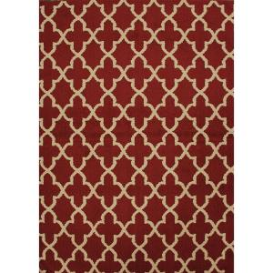 Natco Millennium Mentone Ruby 2 ft. 3 inch x 3 ft. 9 inch Accent Rug by Natco