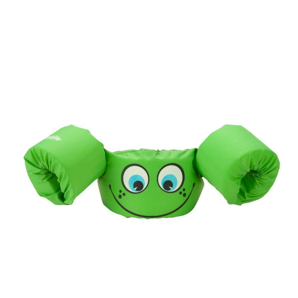 Stearns Green Basic Puddle Jumper Floater