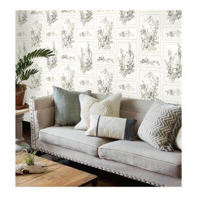 Concrete Paper Strippable Roll Wallpaper (Covers 60.75 sq. ft.)