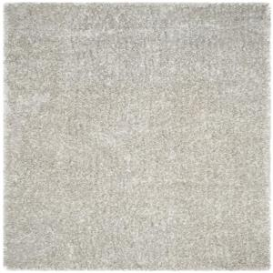 jarrod ivorylight gray 5 ft x 5 ft square area rug - Square Area Rugs