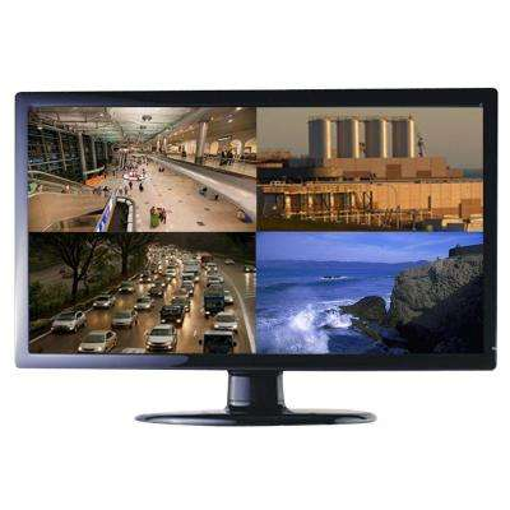 22 in. VGA LCD Monitor