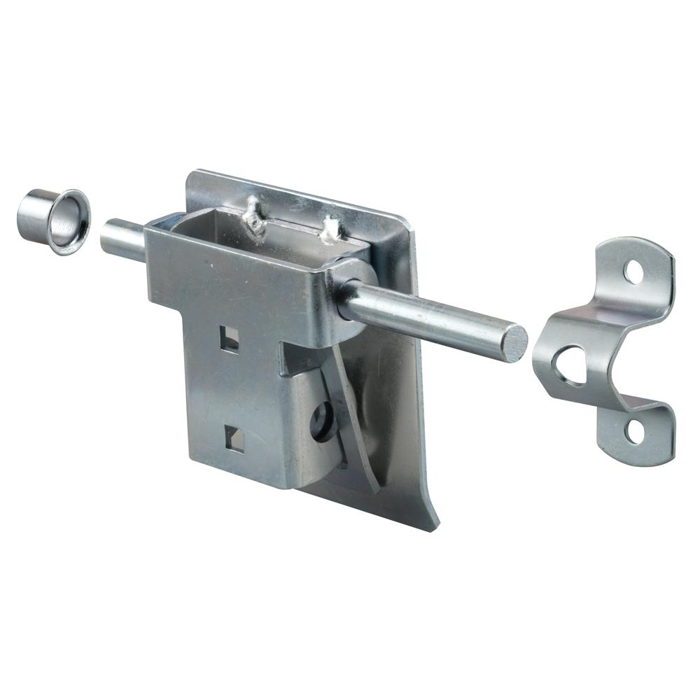 Prime Line Heavy Duty Steel Tamper Proof Garage And Shed Latch With  Fasteners