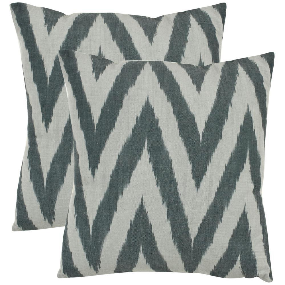 Chevron Printed Patterns Pillow (2-Pack)