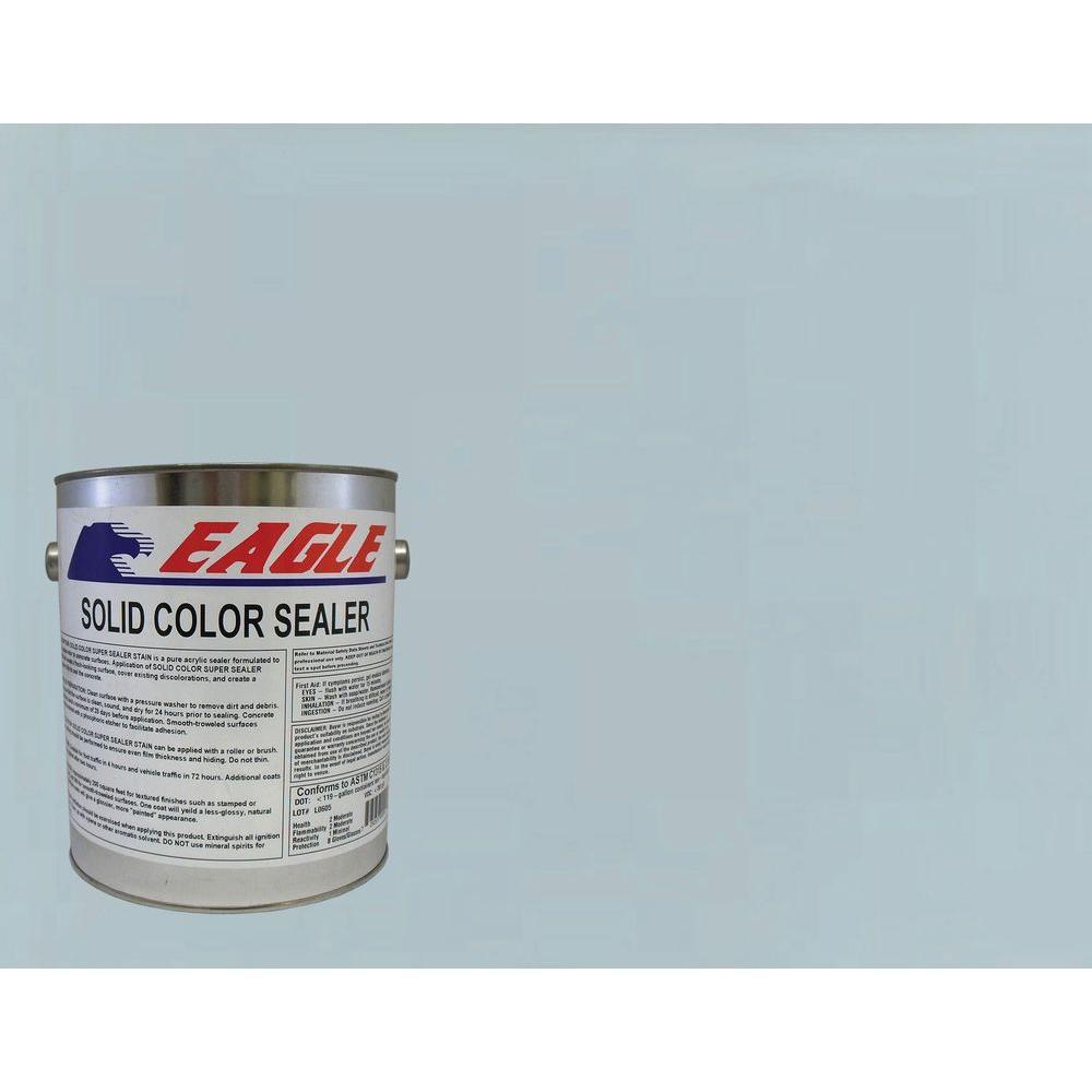 1 gal. Bay Breeze Solid Color Solvent Based Concrete Sealer