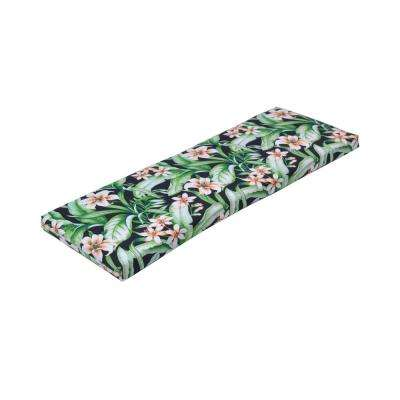 46.5 in. x 17.5 in. Naya Rectangle Outdoor Bench Cushion