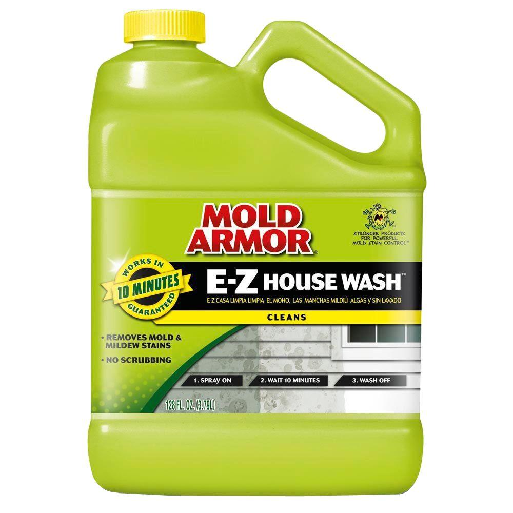 Mold Armor 1 Gal E Z House Wash Fg503 The Home Depot