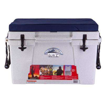 48 Qt. Hard Chest Cooler with Removable Seat Cushion