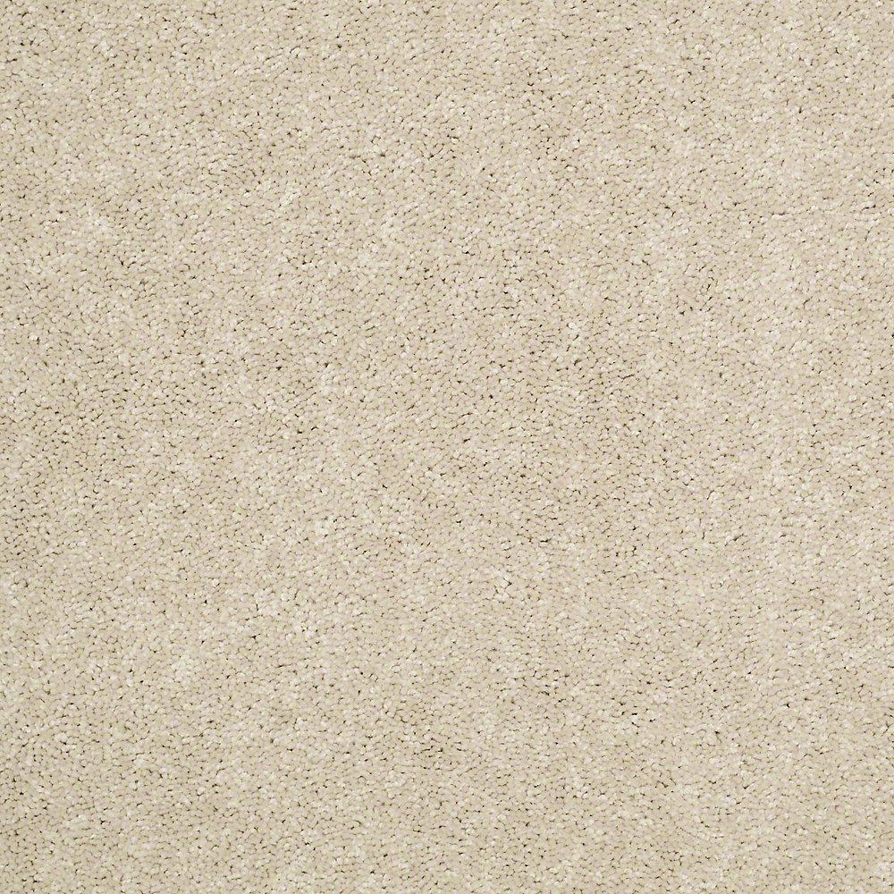Carpet Sample - Watercolors II 12 - In Color Buttercup 8 in. x 8 in.
