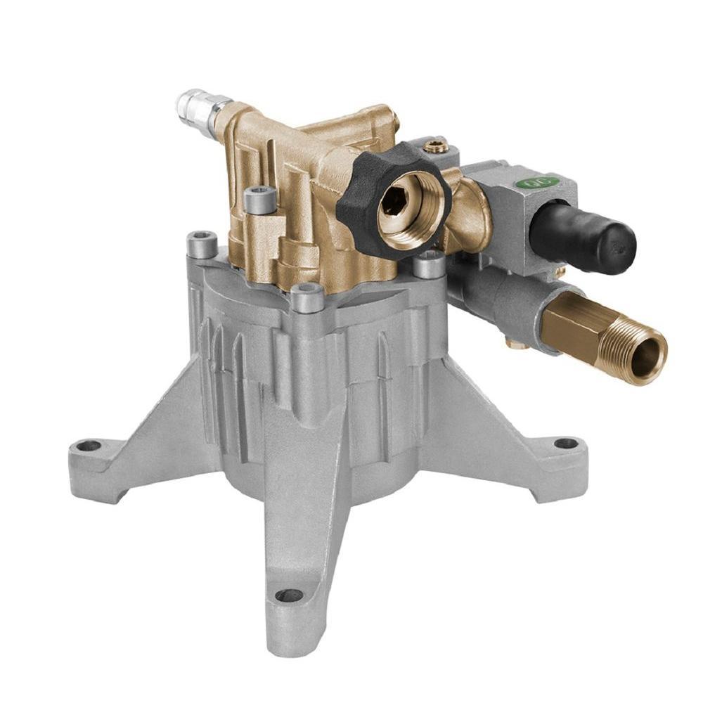 Vertical Brass 3100-PSI Maximum Pressure Washer Pump