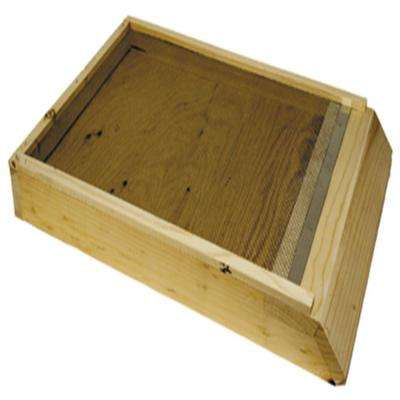 16.25 in. x 24 in. x 3 in. Bee Hive Screen Bottom Board