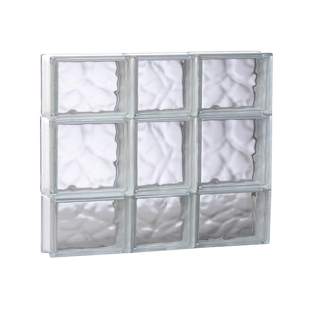 Enchanting Home Depot Glass Blocks Motif - Home Decorating ...