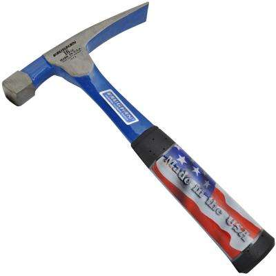 16 oz. Solid Steel Bricklayer's Hammer