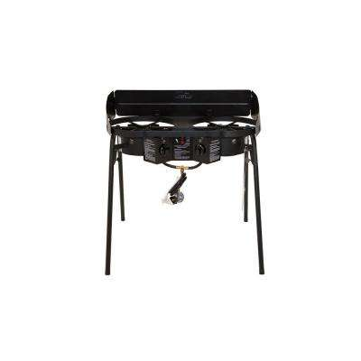 Double Burner Camp Stove