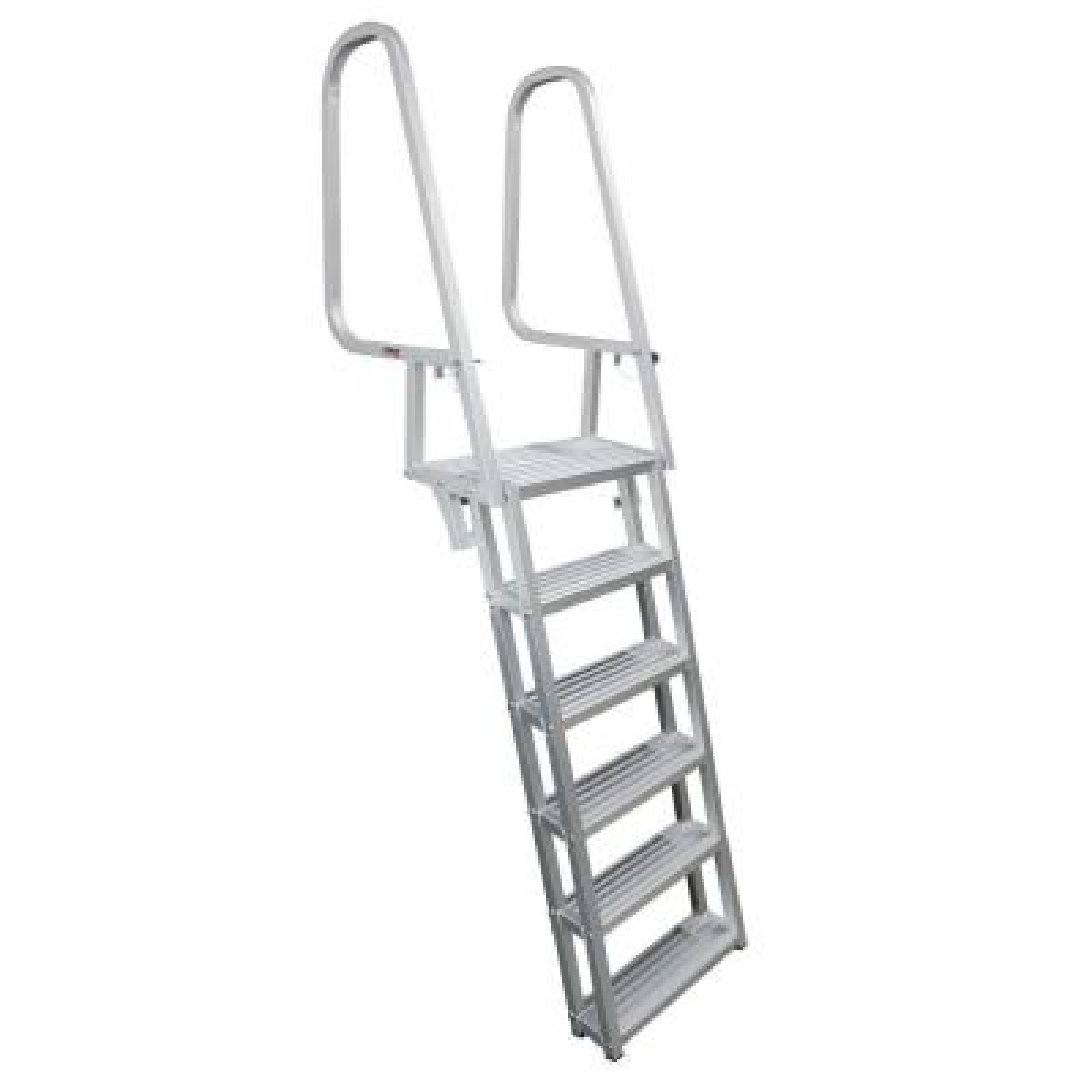 Garelick 19812 Bass Boat Transom Ladder 2 Steps