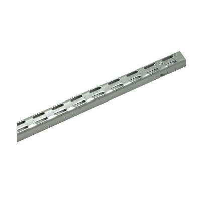 ShelfTrack 60 in. x 1 in. Nickel Standard