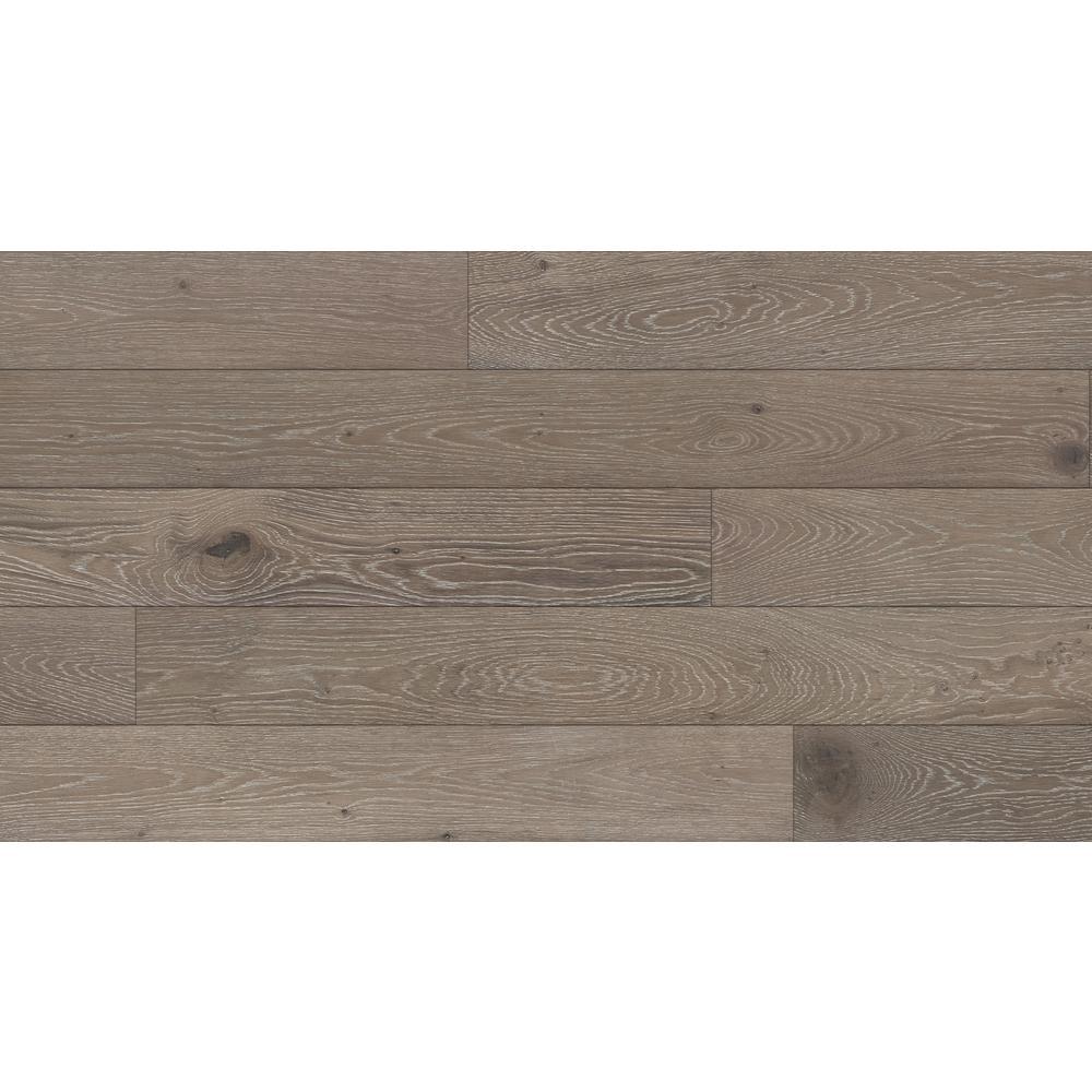 Oak Mansfield 1/4 in T x 5 in W x Varying Length Water Resistant Engineered Hardwood Flooring (16.68 sqft)