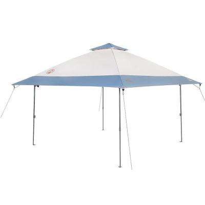 All Night 13 ft. x 13 ft. Instant Lighted Eaved Shelter
