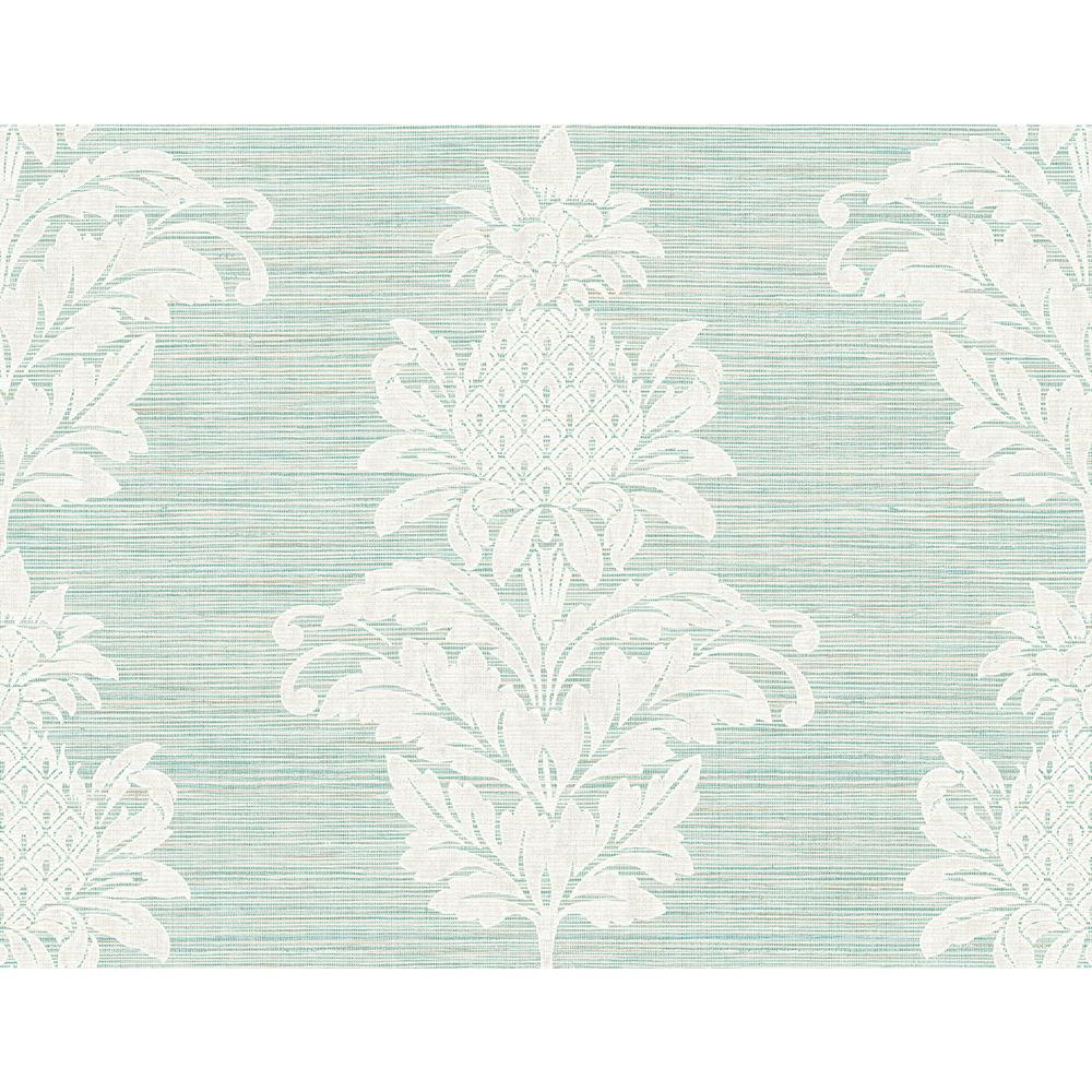 peachy garden grove home depot. This review is from Pineapple Grove Turquoise Damask Wallpaper Kenneth James Pink PS40701  The