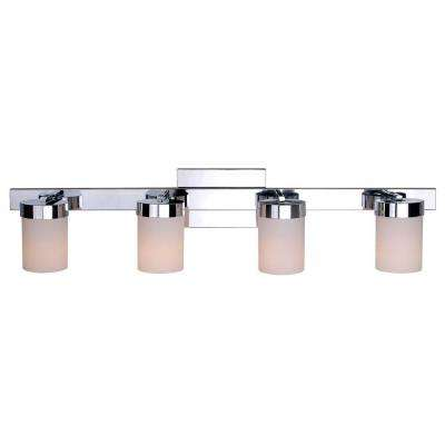 Eastlake 4-Light Chrome Vanity Light