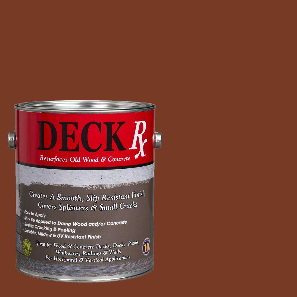 Deck Rx 1 gal. Pine Wood and Concrete Exterior Resurfacer