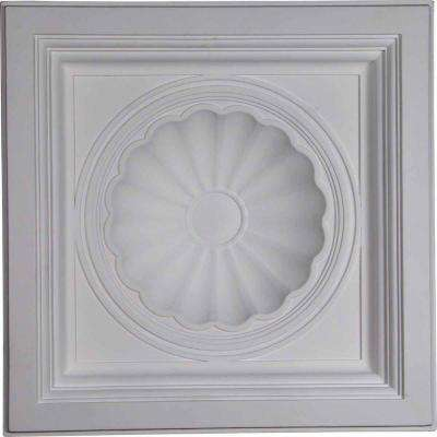 5-1/2 in. x 2 ft. x 2 ft. Shell Ceiling Tile
