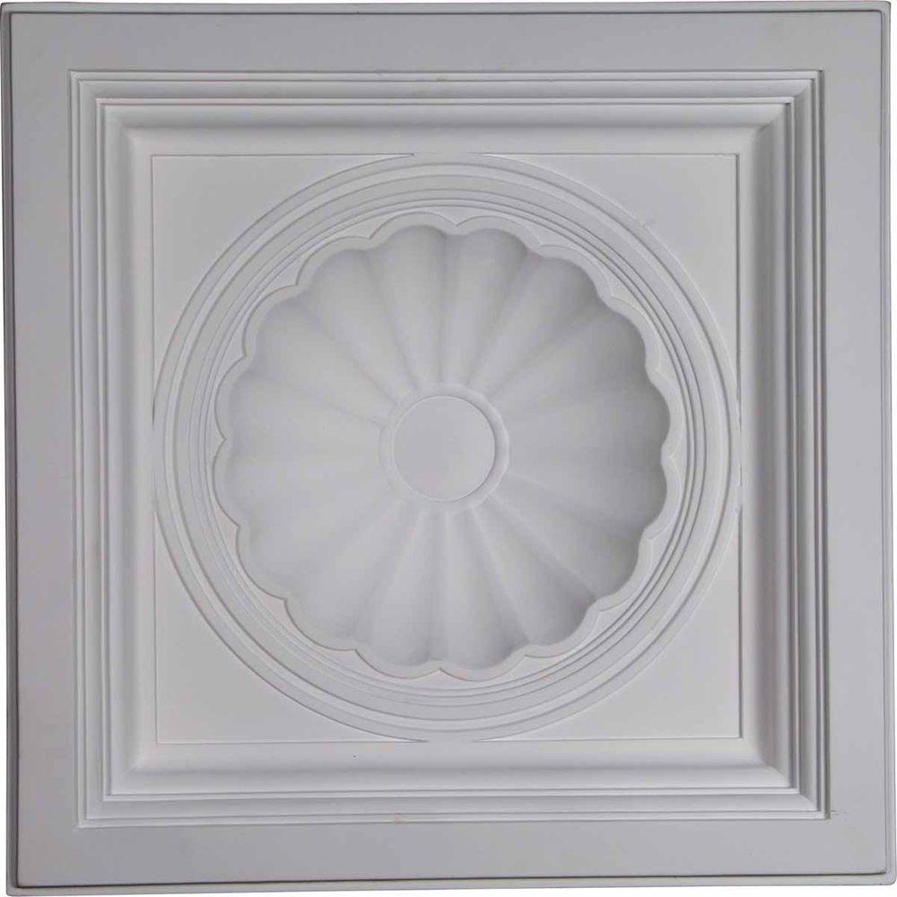 5-1/2 in. x 2 ft. x 2 ft. Shell Ceiling Tile