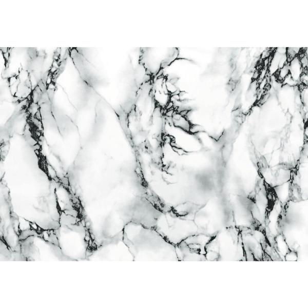 D C Fix 26 In X 78 Marble White, Kitchen Cabinet Shelf Liner Home Depot