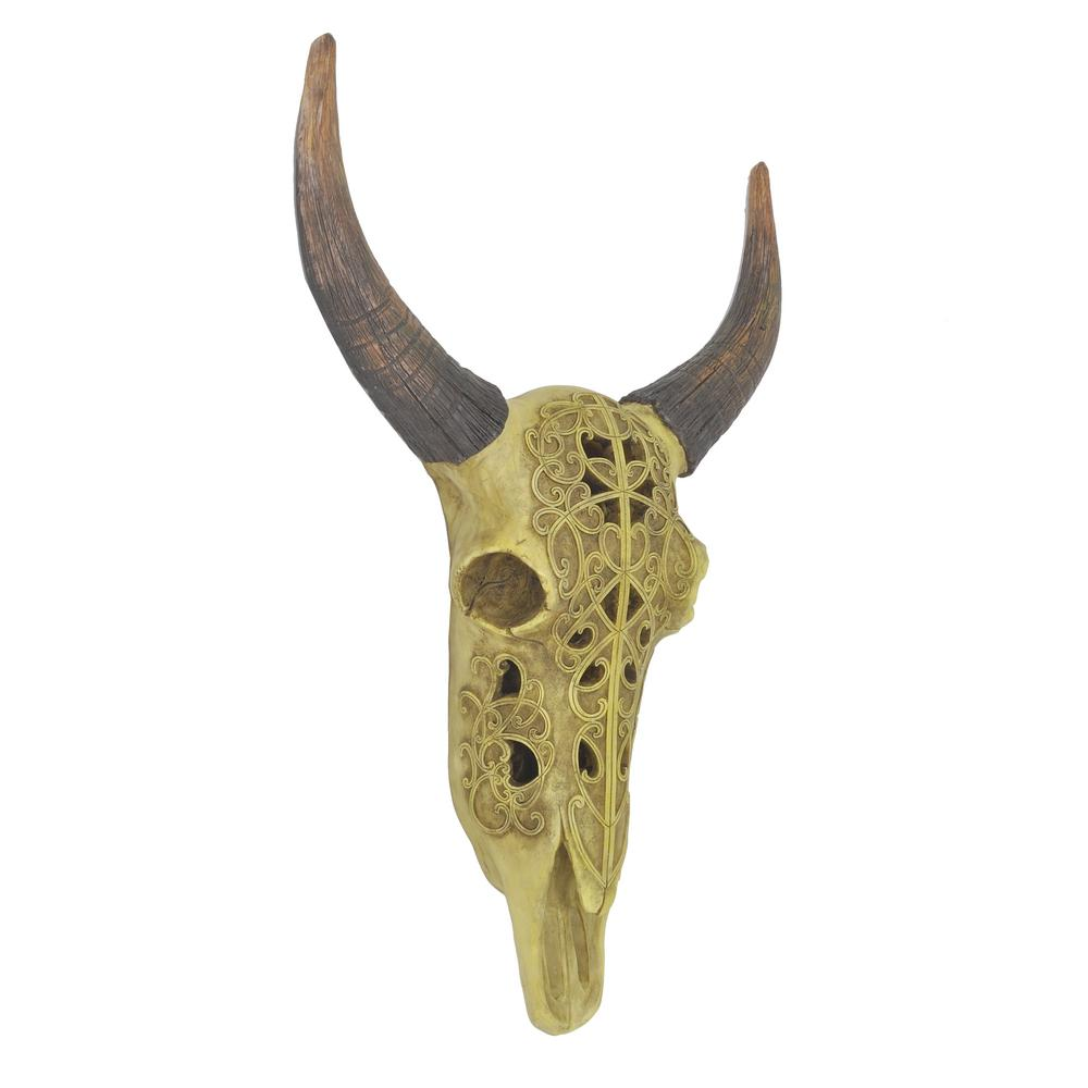 22 In Skull Wall Decor