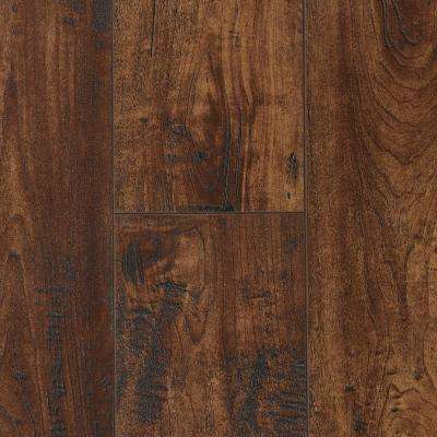 Umber 6.42 in. Wide x 47.05 in. Length WPC Vinyl Plank Flooring (31.45 sq. ft.)