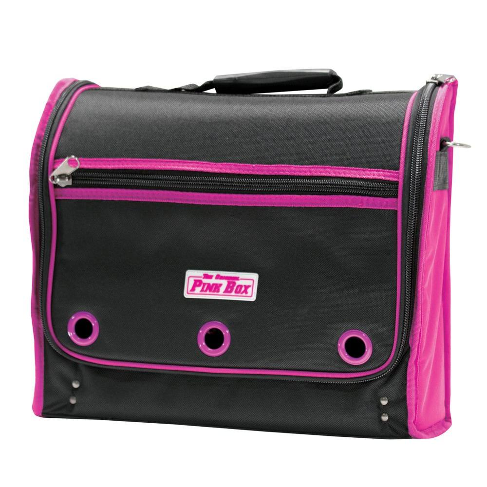 The Original Pink Box 17 in. Hang Up Tool Bag in Pink