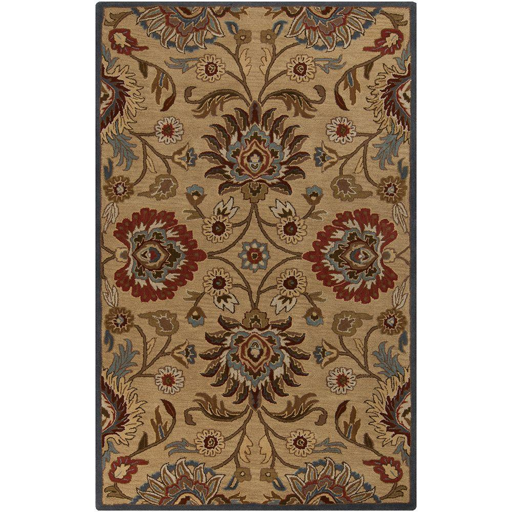 Artistic Weavers Cambrai Cream 9 ft. x 12 ft. Indoor Area Rug