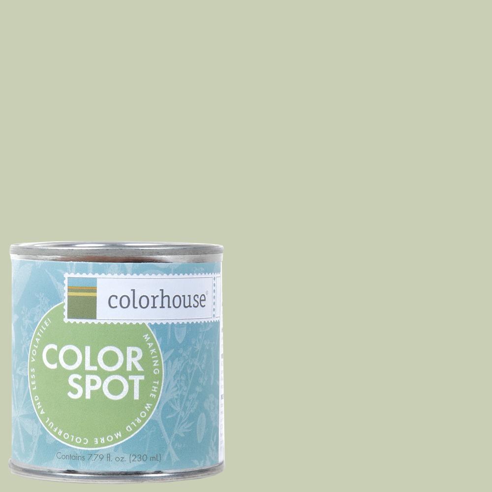 8 oz. Glass .02 Colorspot Eggshell Interior Paint Sample