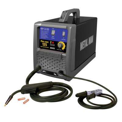125 Amp Flux Core Wire Welder