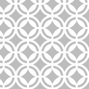 Stencil Ease 19 5 In X 19 5 In Verona Tile Wall And
